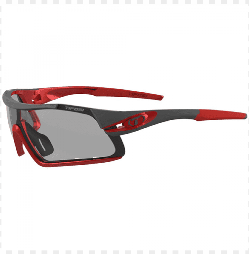 free PNG tifosi davos race red/smoke fototec sunglasses - tifosi veloce PNG image with transparent background PNG images transparent