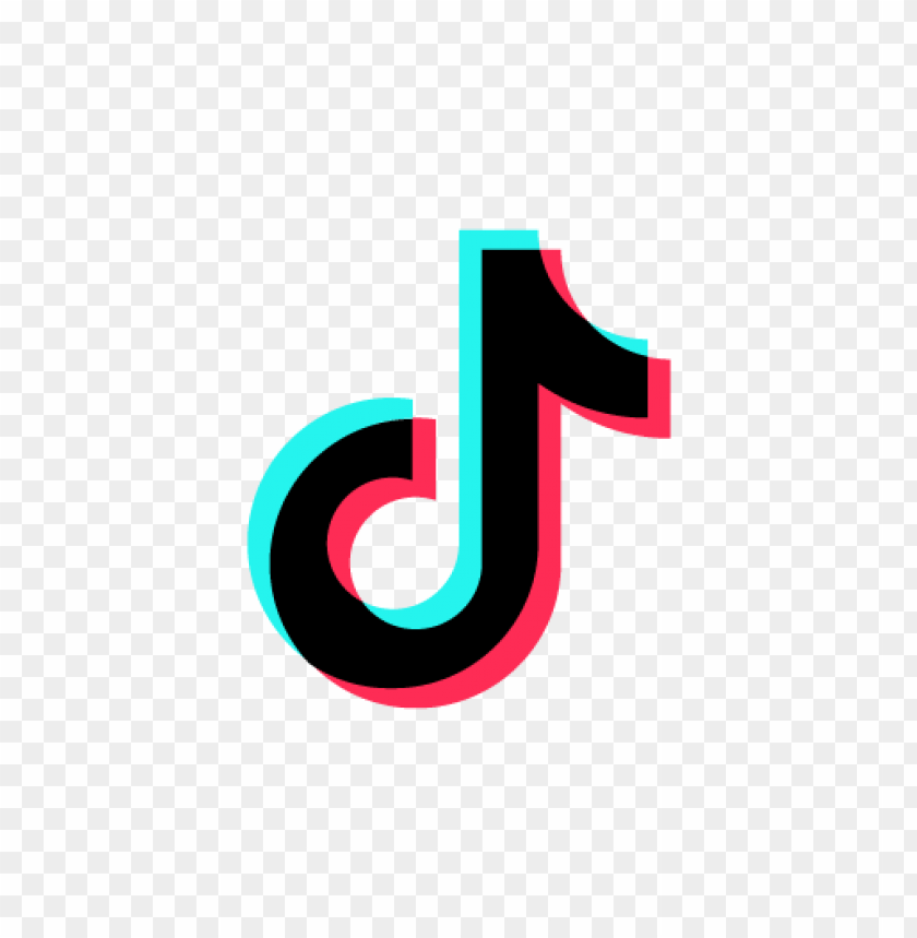 free PNG tiktok logo symbol vector PNG images transparent