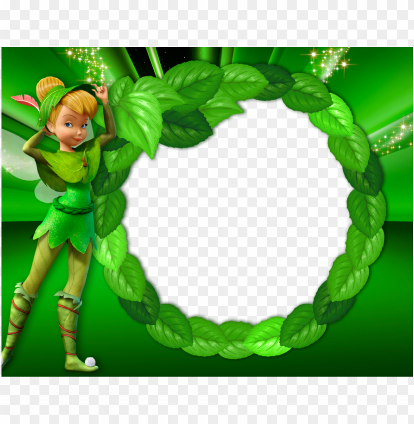 free PNG tinkerbell frame png clipart tinker bell disney fairies - png transparent tinkerbell tinker bell PNG image with transparent background PNG images transparent