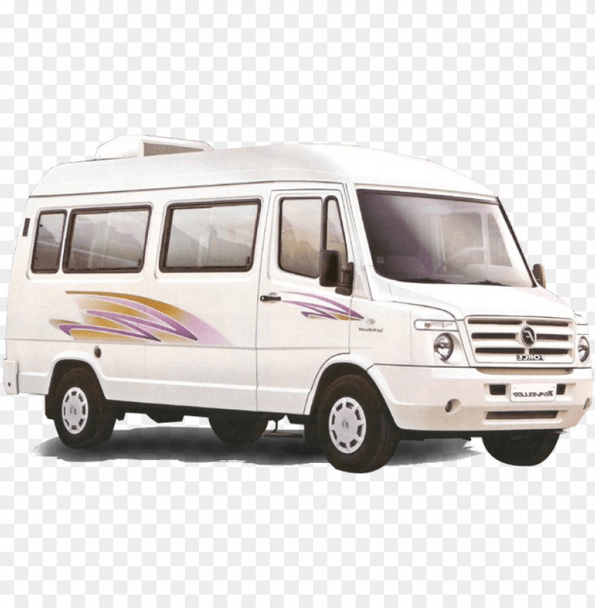 free PNG tirupati darshan package from chennai for tempo traveller - tempo traveller PNG image with transparent background PNG images transparent