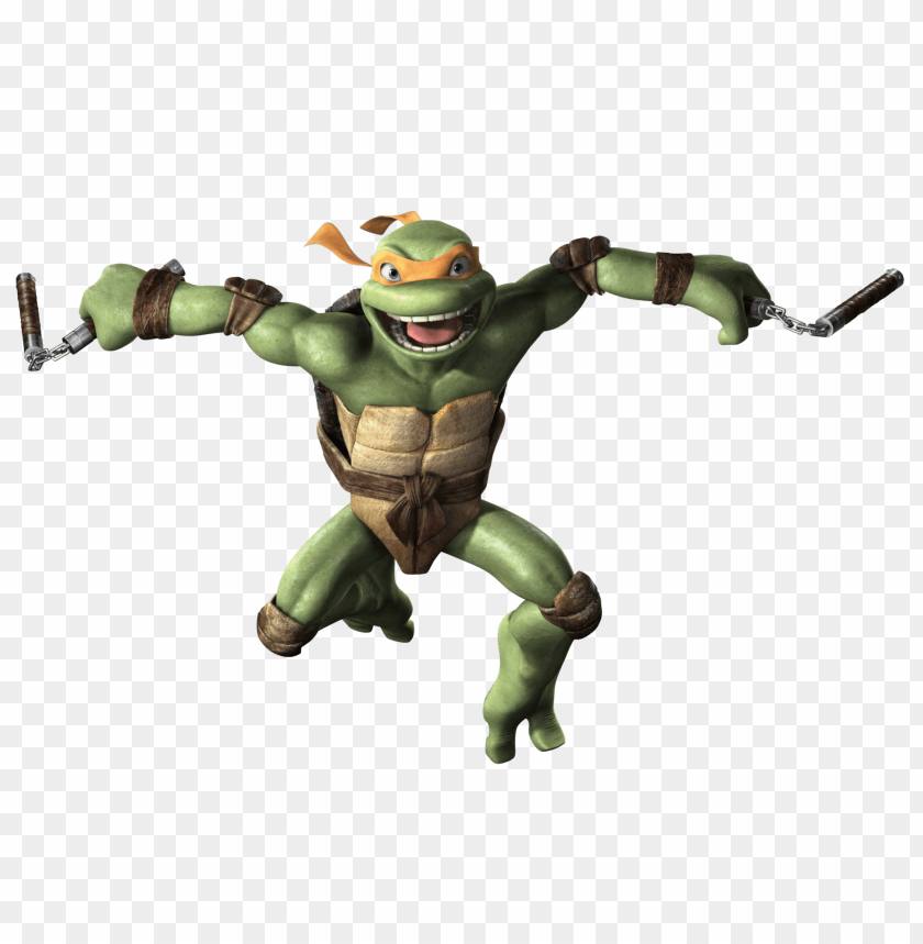 Tmnt Michelangelo Png Image With Transparent Background Toppng