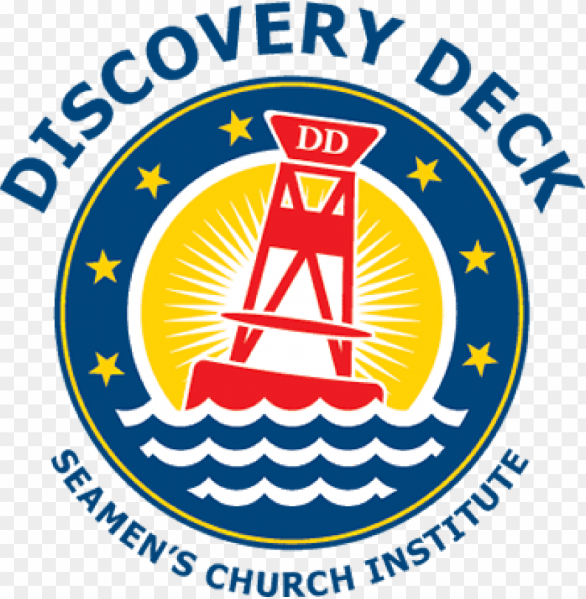 free PNG to be an exhibit partner at the seamen's church institute's - emblem PNG image with transparent background PNG images transparent