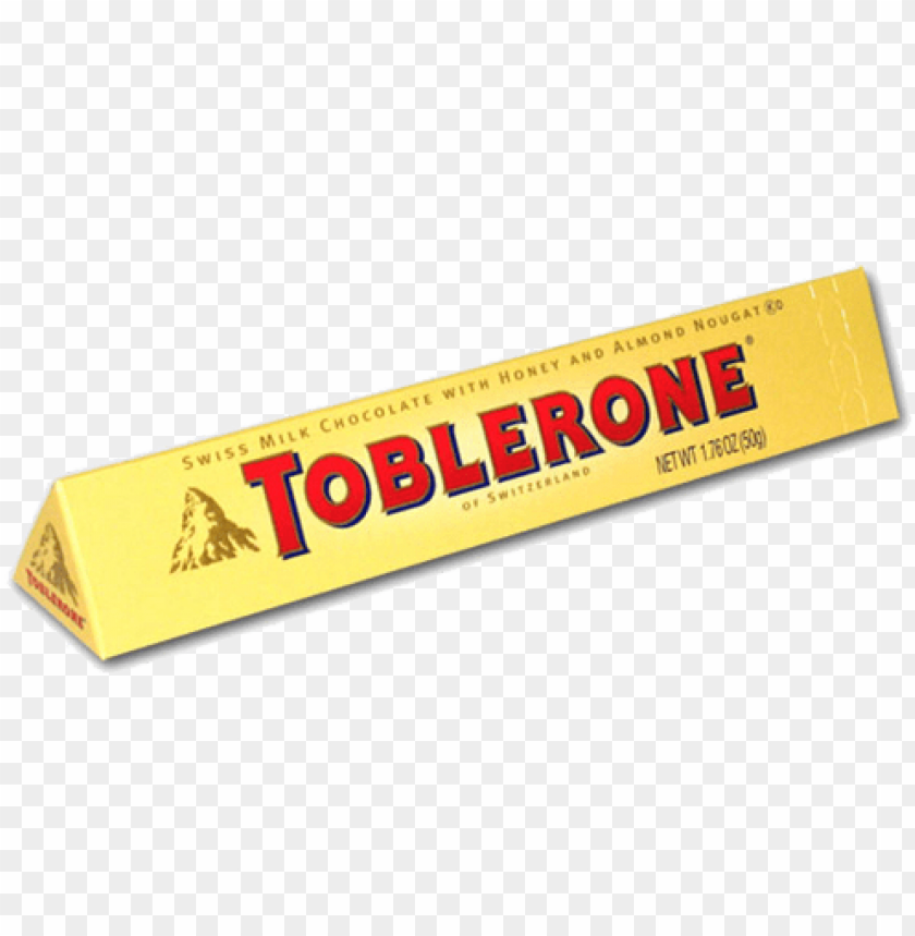 free PNG toblerone chocolate bar swiss milk chocolate honey PNG image with transparent background PNG images transparent