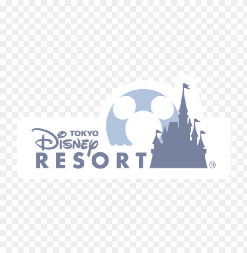 free PNG tokyo disney resort vector logo free download PNG images transparent