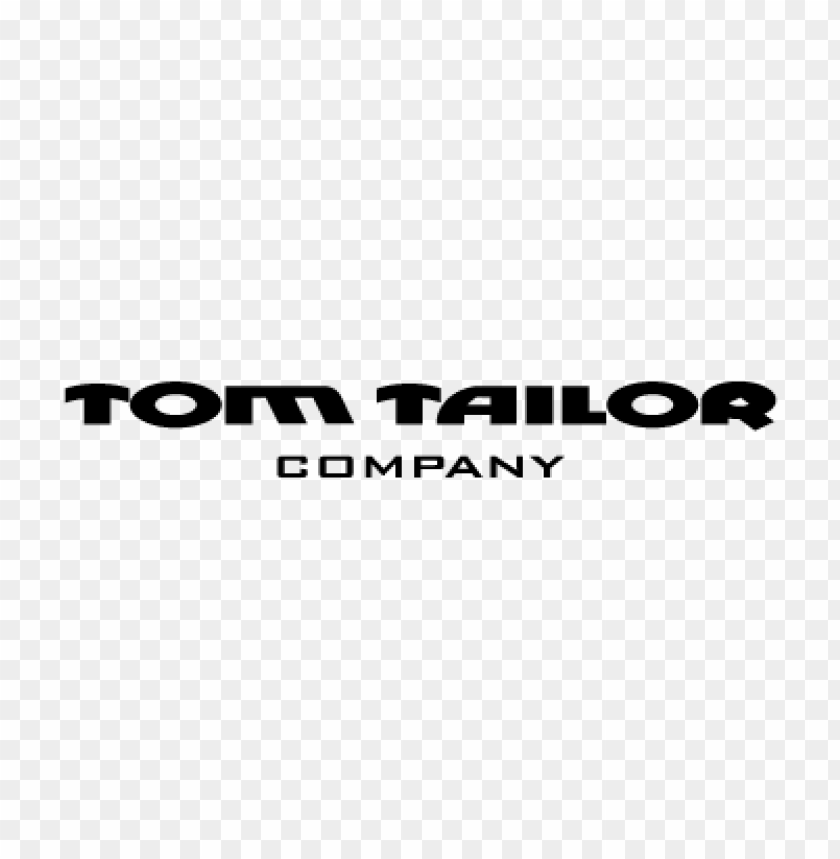 free PNG tom tailor company vector logo PNG images transparent