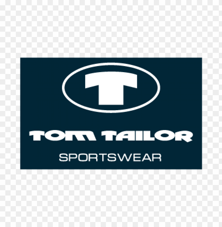 free PNG tom tailor sportswear vector logo PNG images transparent