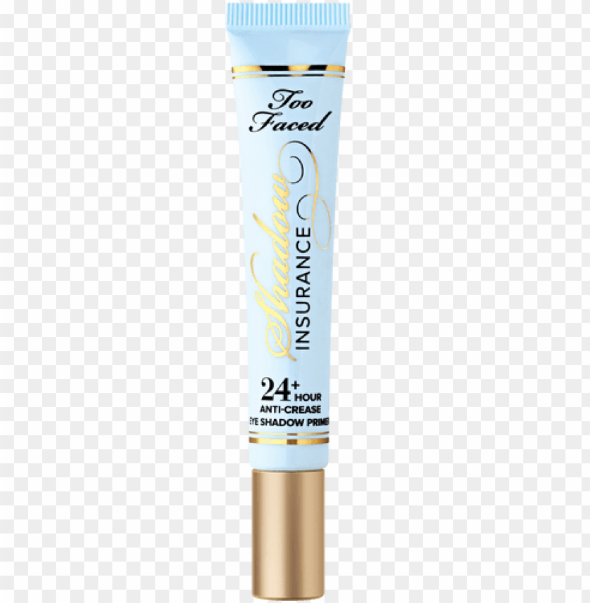 free PNG too faced shadow insurance eye primer PNG image with transparent background PNG images transparent