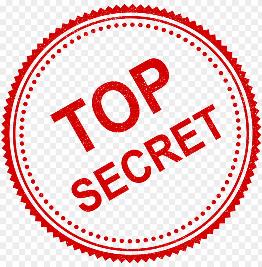 free PNG top secret stamp png - Free PNG Images PNG images transparent