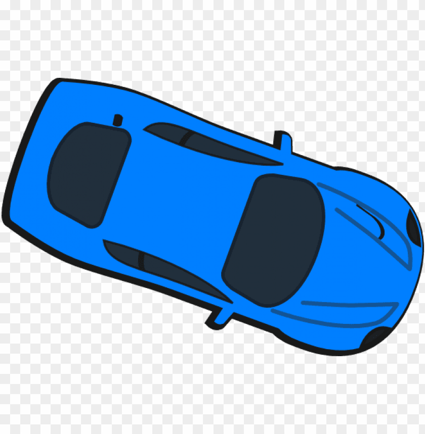 free PNG top view of car clipart car clipart top view blue 340 - car icon top view PNG image with transparent background PNG images transparent