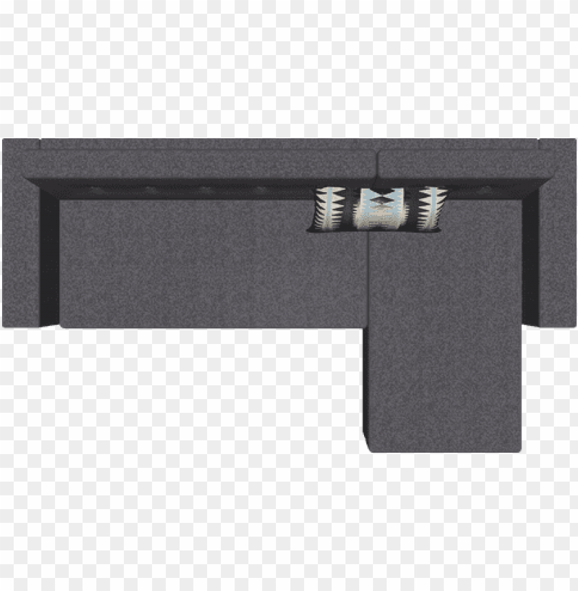 free PNG top view - sofa png top view PNG image with transparent background PNG images transparent
