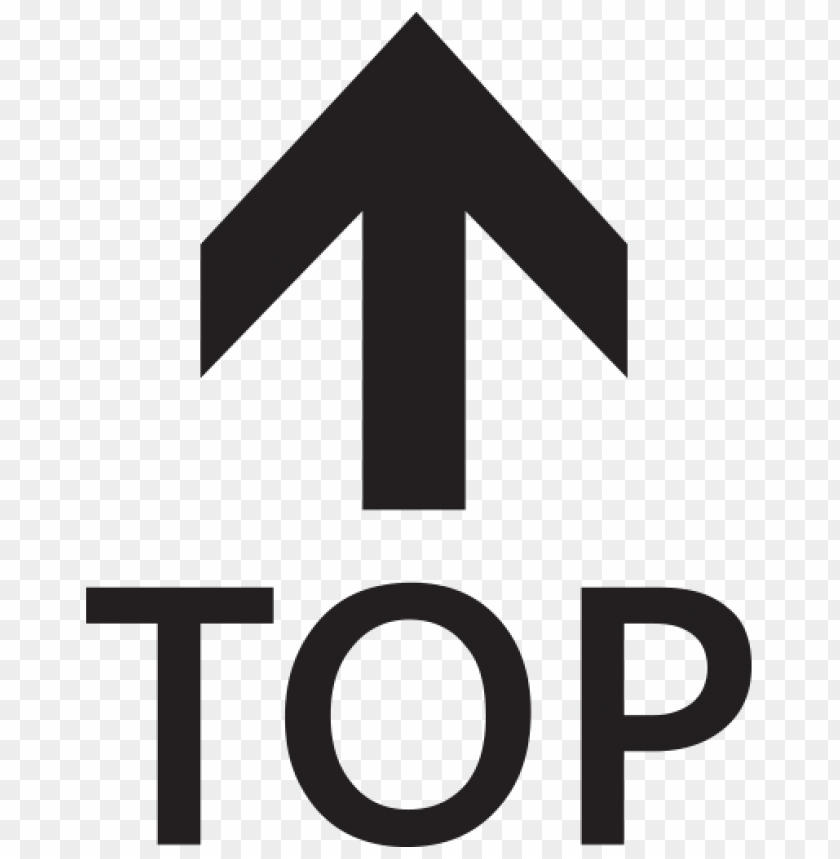Download top with upwards arrow png images background | TOPpng