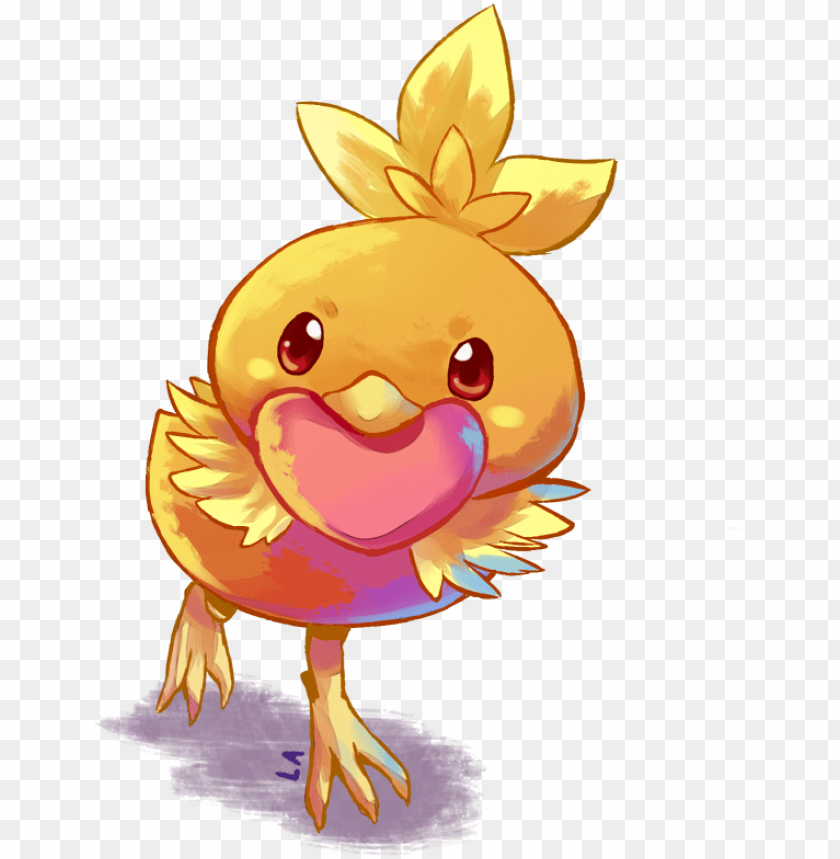 free PNG torchic heart by raclemore - cartoo PNG image with transparent background PNG images transparent