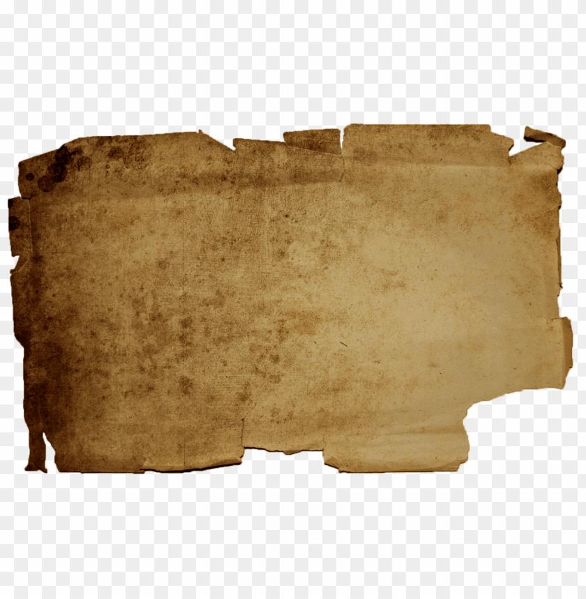 free PNG torn manuscript paper PNG image with transparent background PNG images transparent