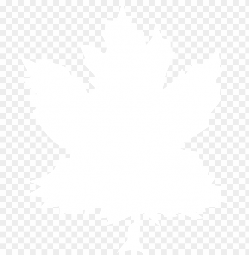 free PNG toronto maple leafs logo black and white - white colour dp for whatsa PNG image with transparent background PNG images transparent