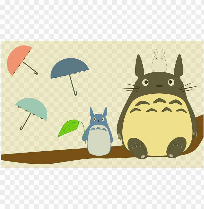 Totoro Backgrounds Wallpaper Cave My Neighbor Totoro