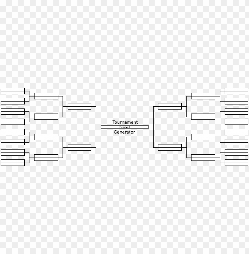 free PNG tournament bracket fast lunchrock co - tournament bracket generator PNG image with transparent background PNG images transparent