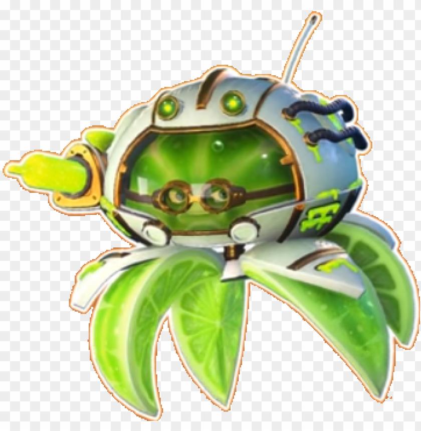 free PNG toxic clipart transparent - pvz garden warfare 2 toxic citro PNG image with transparent background PNG images transparent