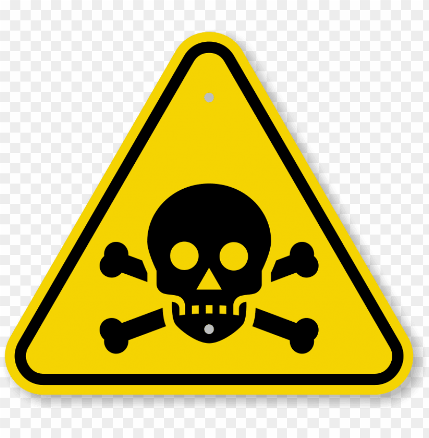 free PNG toxic clipart warning symbol pencil and in color toxic - poison si PNG image with transparent background PNG images transparent