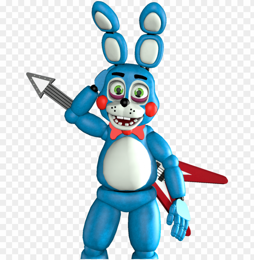 Toy Bonnie Png Funtime Foxy X Toy Bonnie Png Image With