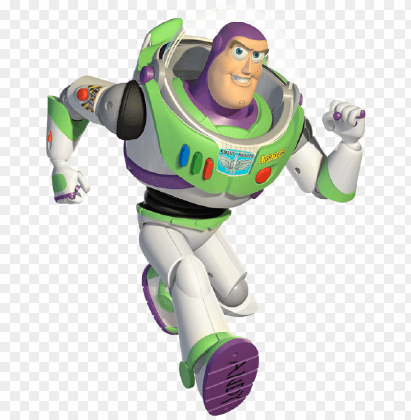Download Toy Story Buzz Lightyear Clipart Png Photo Toppng