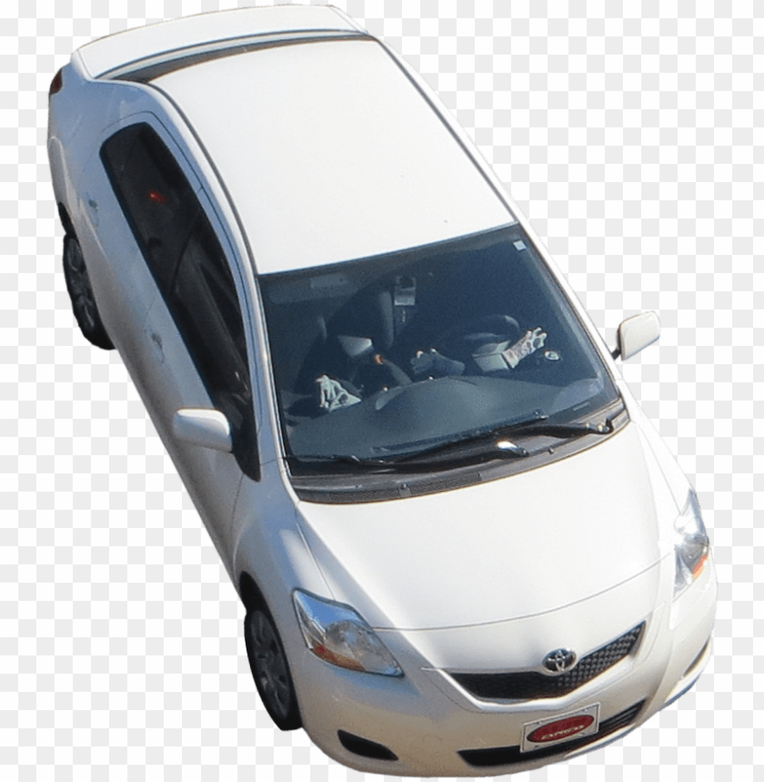free PNG toyota top car png - car png from above PNG image with transparent background PNG images transparent