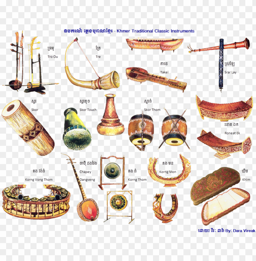 free PNG traditional khmer instruments cambodian art, art music, - musical instrument of cambodia PNG image with transparent background PNG images transparent