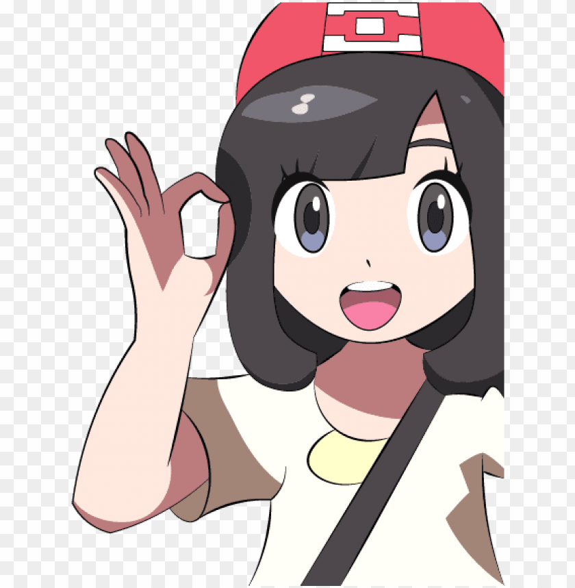 free PNG trainer ok discord emoji - anime emojis for discord PNG image with transparent background PNG images transparent