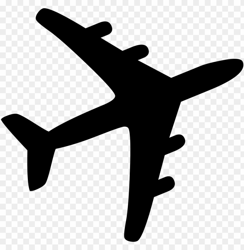 Transparent Background Aeroplane Icon Png Image With Transparent