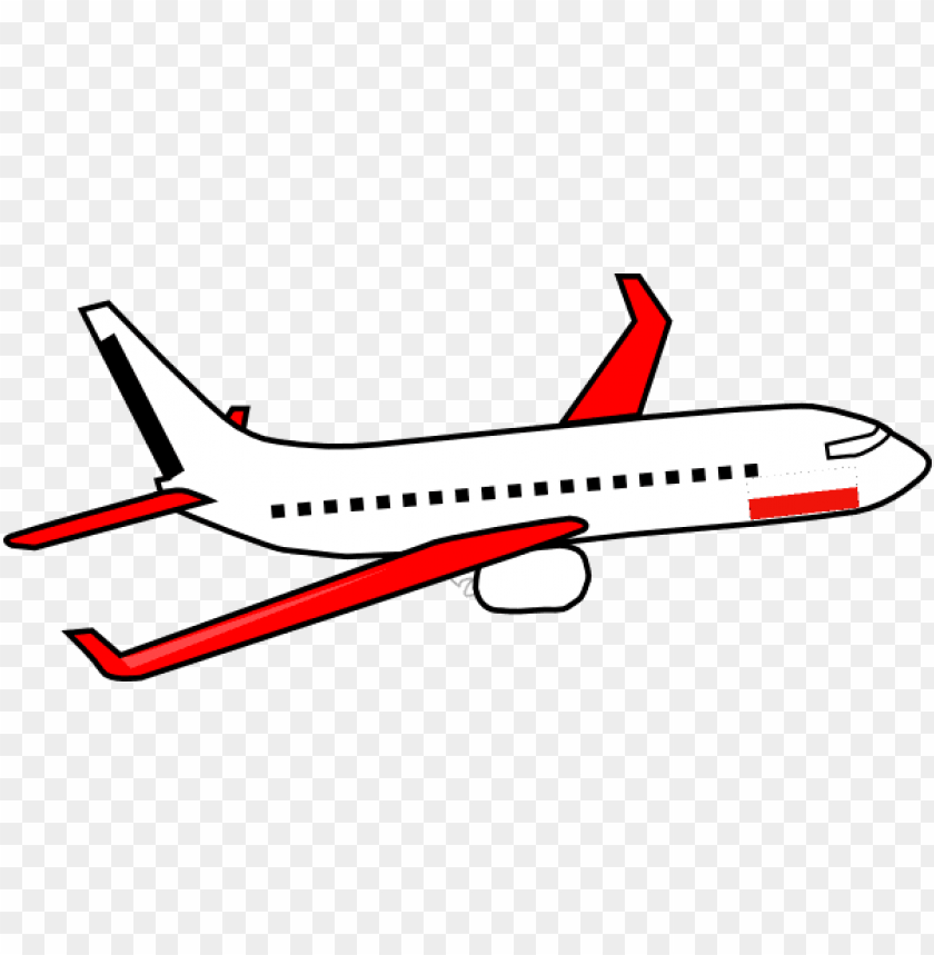 Transparent Background Airplane Png Image With Transparent