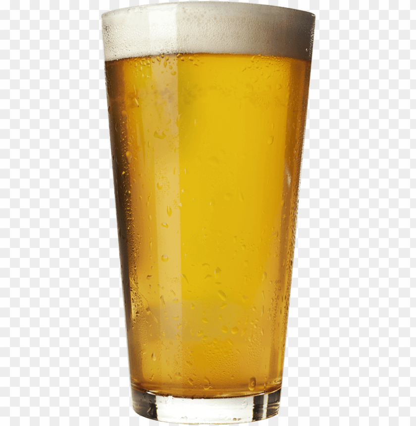 free PNG transparent beer pint - vaso pinta cerveza PNG image with transparent background PNG images transparent