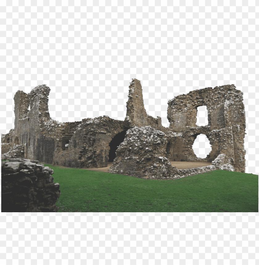 free PNG transparent castle ruins - ruined castle PNG image with transparent background PNG images transparent