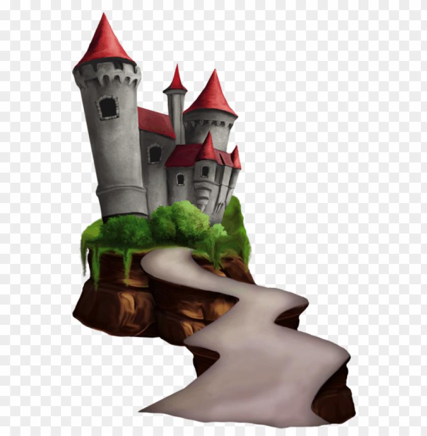 free PNG Download transparent castle way castle clipart png photo   PNG images transparent