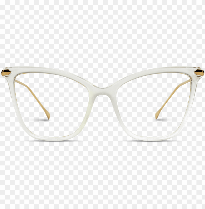 free PNG transparent cat eye glasses - glasses PNG image with transparent background PNG images transparent