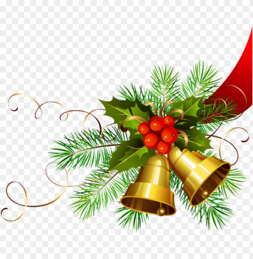 free PNG transparent christmas gold bells PNG Images PNG images transparent