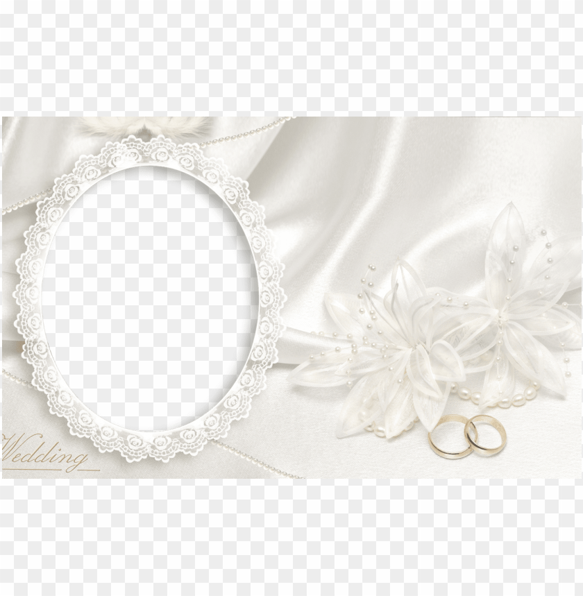 Transparent Soft Wedding Frame Gallery Yopriceville Border
