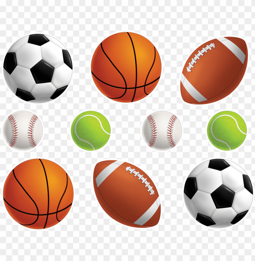 Transparent Stock Sport Ball Clipart Sports Balls With Names Png Image With Transparent Background Toppng