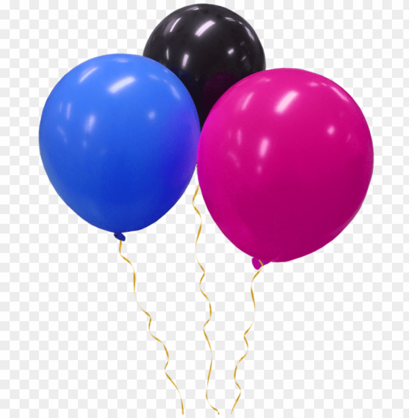 free PNG Download transparent three balloons png images background PNG images transparent