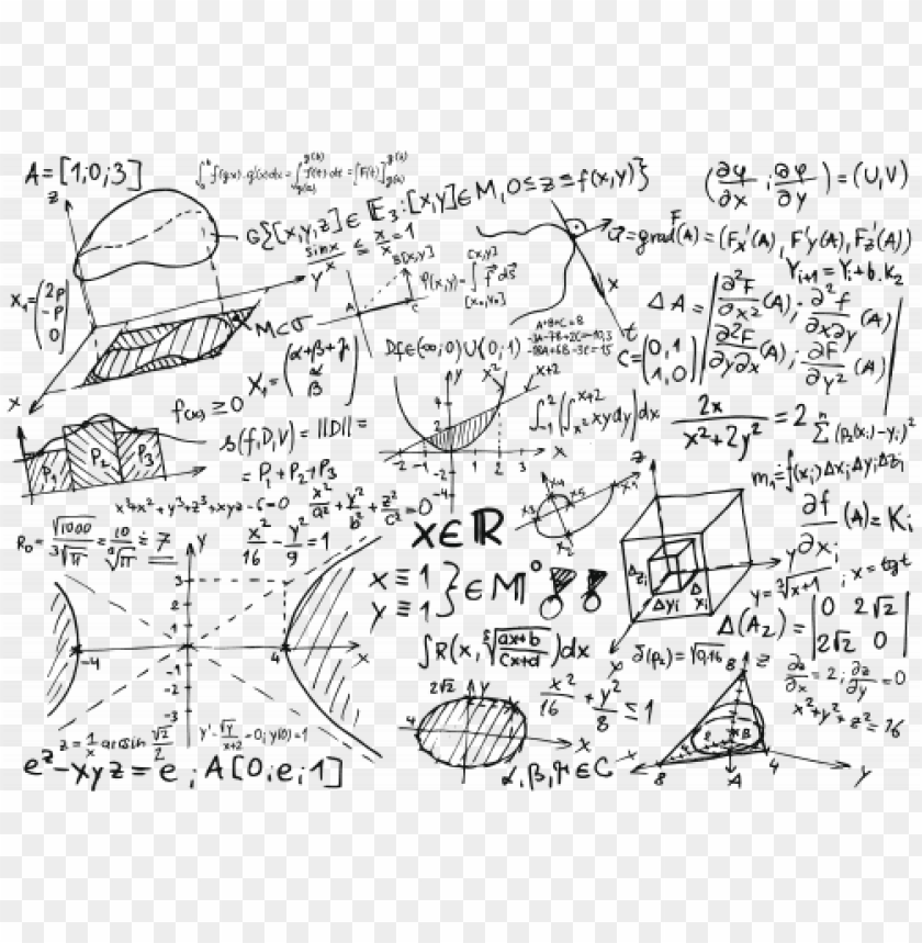 Transparent Tumblr Math Mathematical Formula Png Image With Transparent Background Toppng