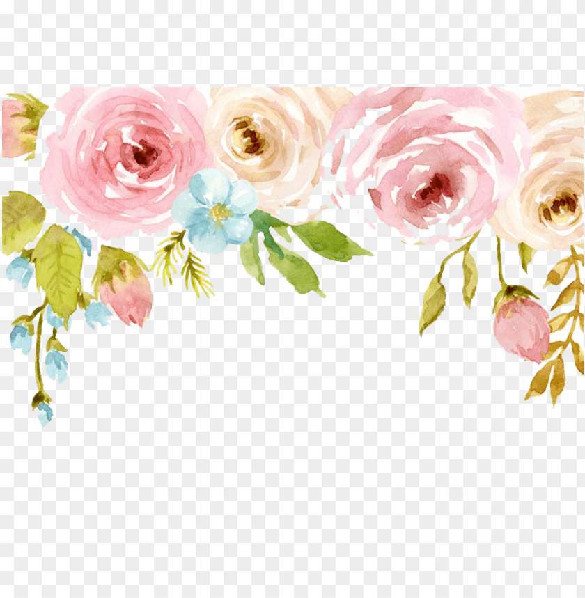 free PNG transparent watercolor flowers PNG image with transparent background PNG images transparent