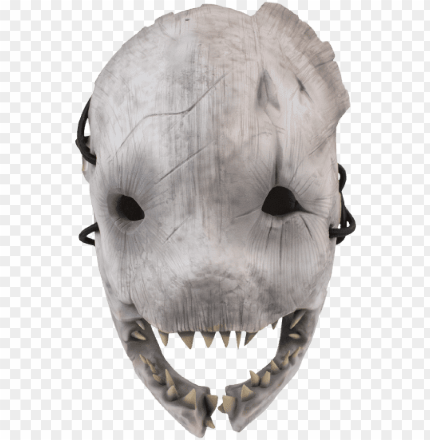 free PNG trapper mask 1 1 wearable replica limited edition art - dead by daylight trapper mask r PNG image with transparent background PNG images transparent