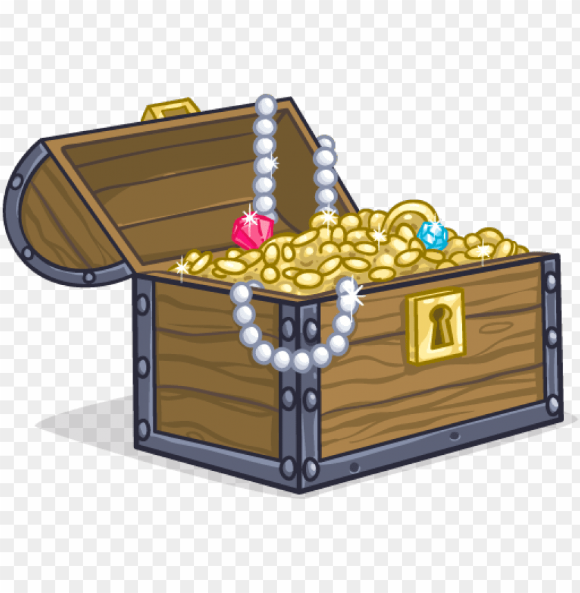 free PNG treasure chest png image background - pirate treasure chest cartoo PNG image with transparent background PNG images transparent