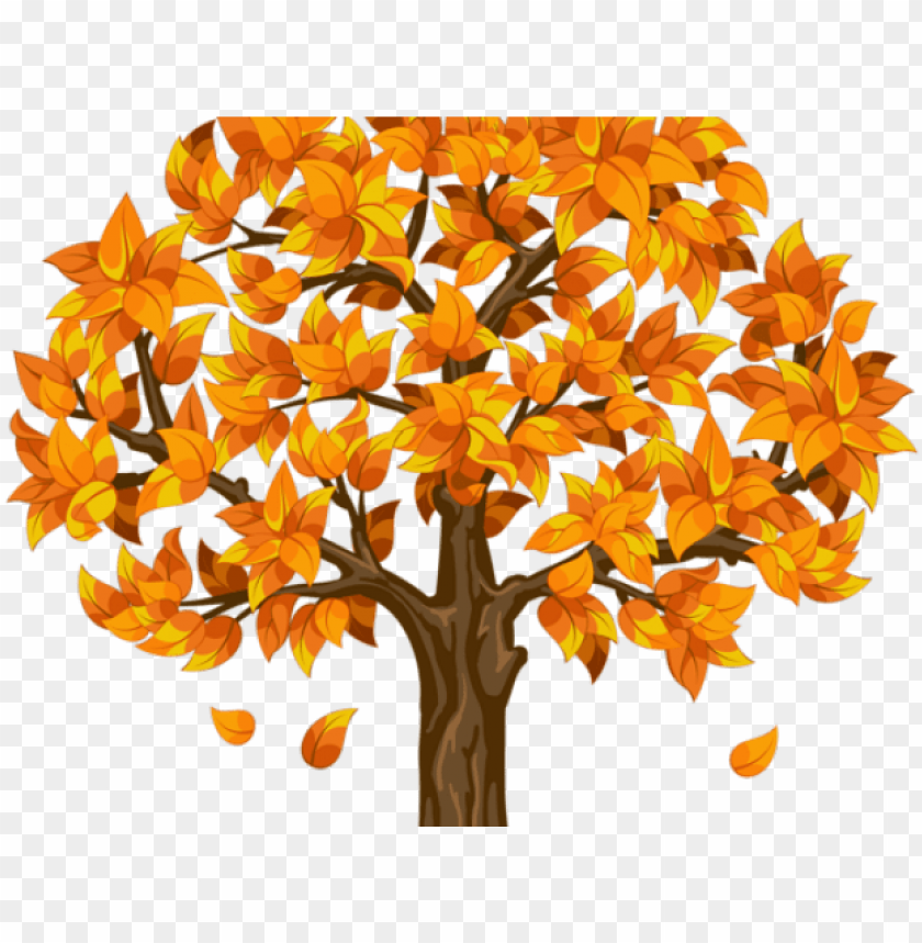 free PNG tree clipart clipart deciduous tree - autumn tree clipart PNG image with transparent background PNG images transparent
