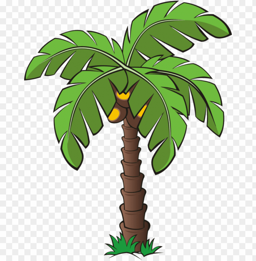 free PNG tree, trees, palm, dates, date palm, forest, vegetation - palm tree clipart PNG image with transparent background PNG images transparent