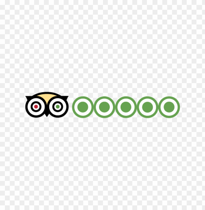 free PNG tripadvisor logo vector (with ratings bubbles) PNG images transparent