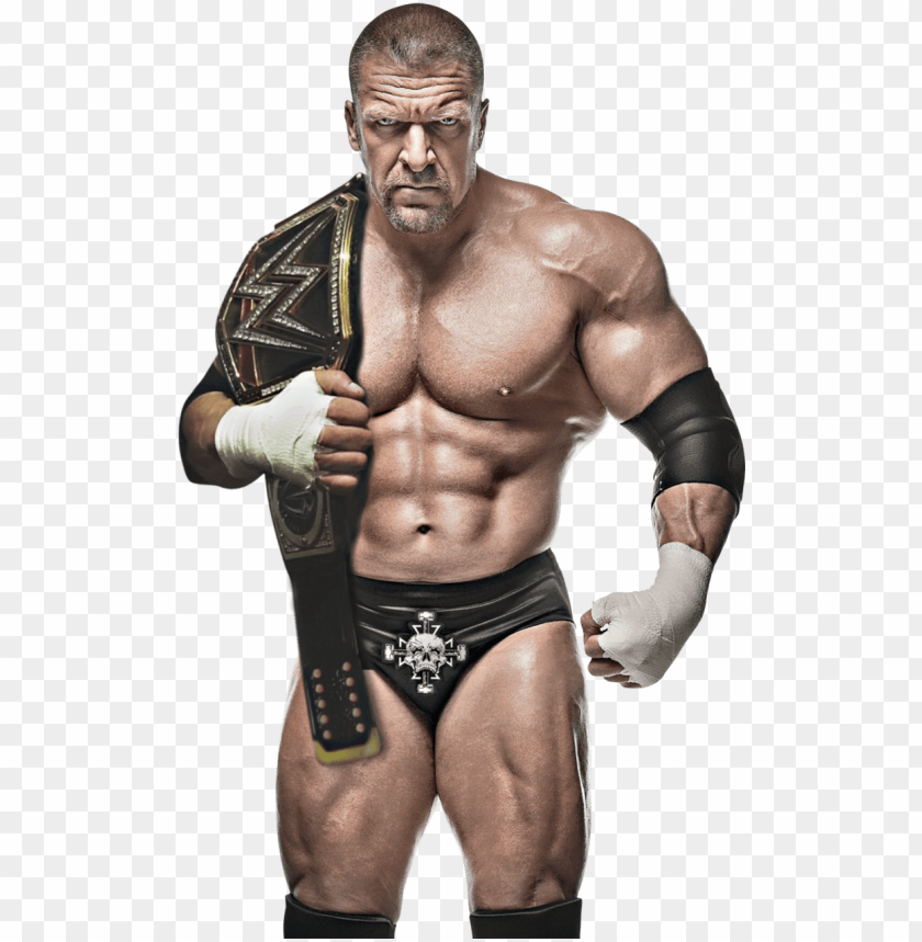 free PNG triple h png pic - wwe triple h wwe champio PNG image with transparent background PNG images transparent