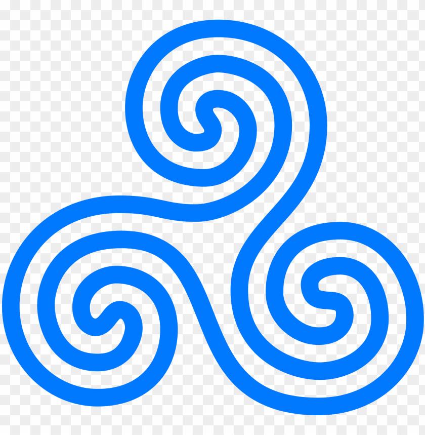 free PNG triskelion symbol celts celtic knot bdsm emblem - celtic symbol triple spiral PNG image with transparent background PNG images transparent