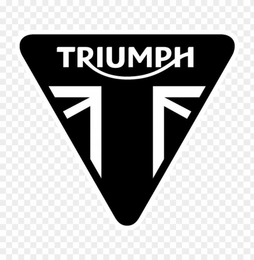 free PNG triumph motorcycles logo vector PNG images transparent