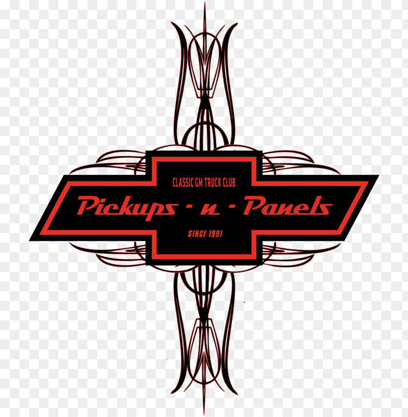 free PNG truck club club logos pickups n panels classic gm truck - truck clubs PNG image with transparent background PNG images transparent