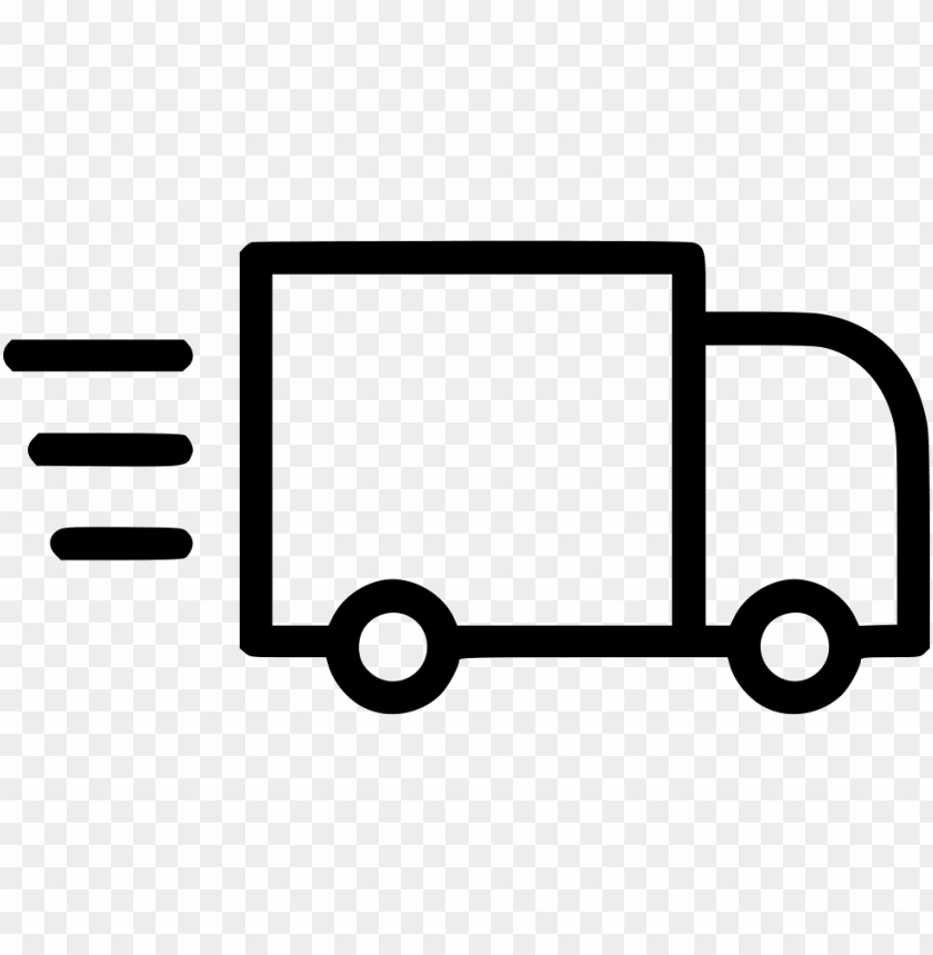 free PNG truck delivery shipping van fast package comments - van delivery icon PNG image with transparent background PNG images transparent