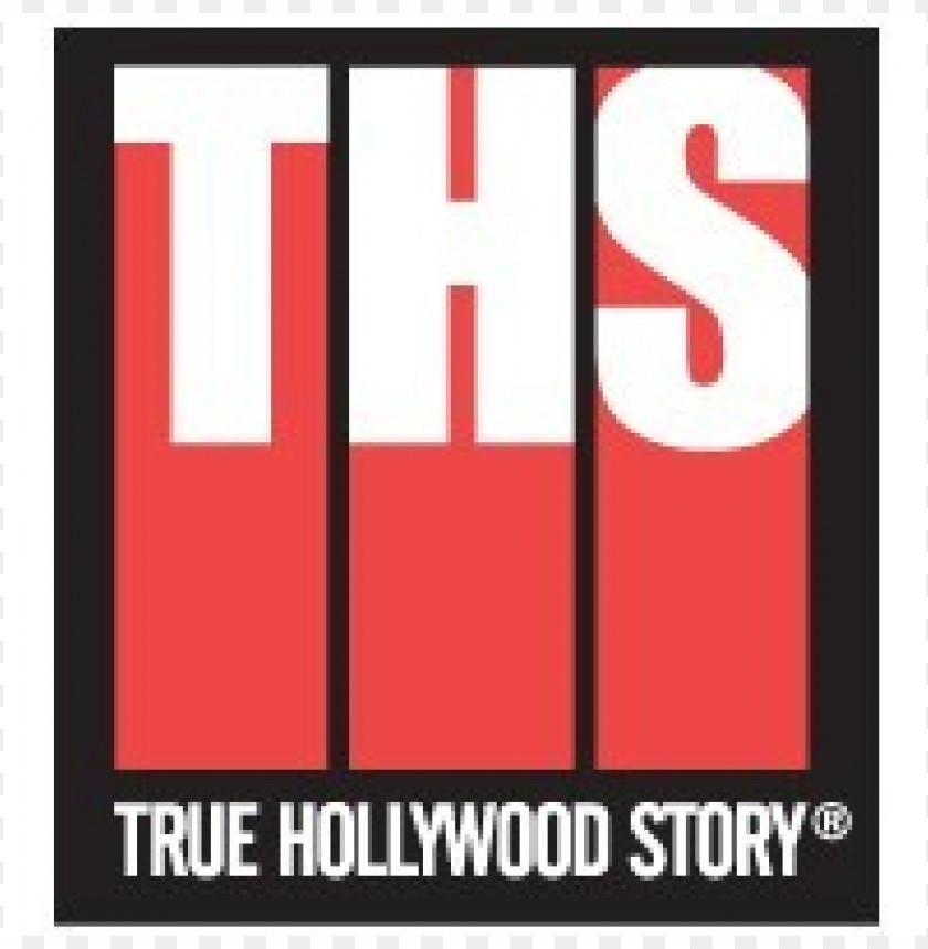 free PNG true hollywood story logo vector PNG images transparent